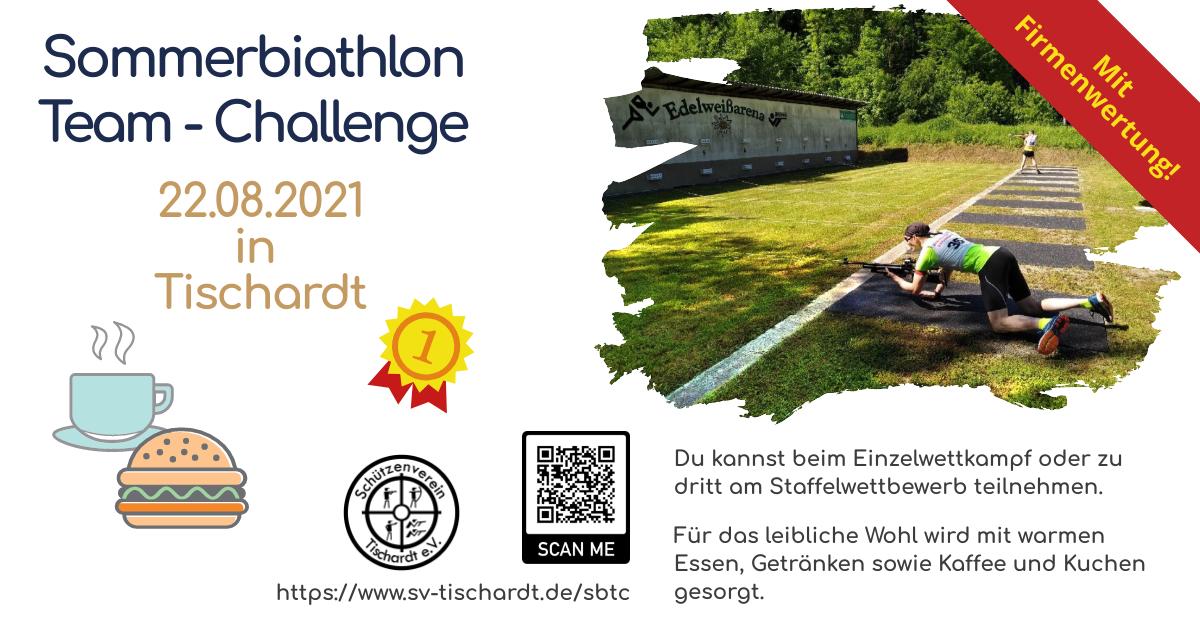 Sommerbiathlon Team-Challenge